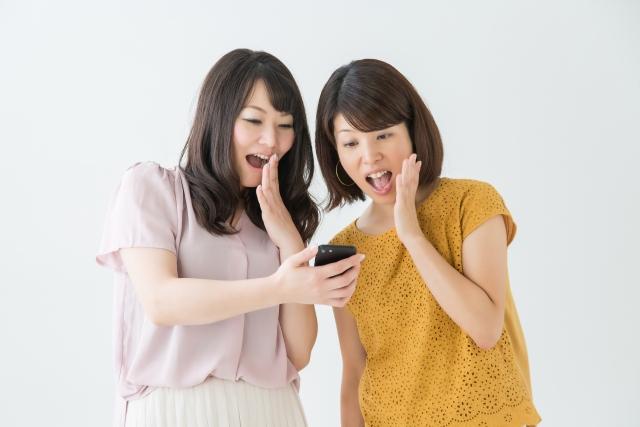 LINEとFacebookイメージ