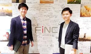 株式会社FiNC Fit 様